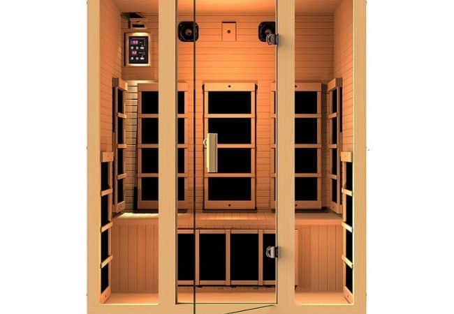 JNH Lifestyles MG301HCB Far Infrared Sauna Review