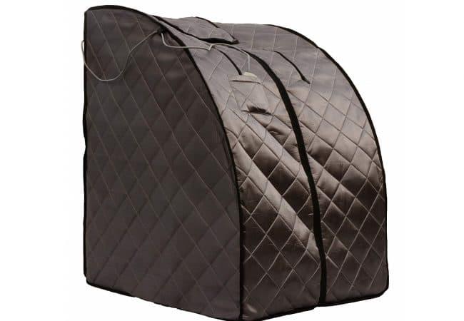 Radiant Saunas Rejuvenator Portable Personal Sauna Review