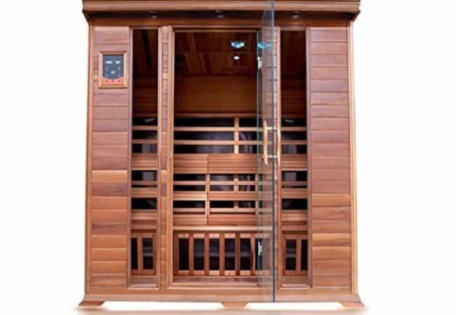 Sunray Sequioa 4 Person Infrared Cedar Sauna Review