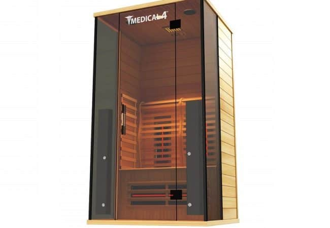 Medical Sauna 4 Full Spectrum Infrared Sauna Review