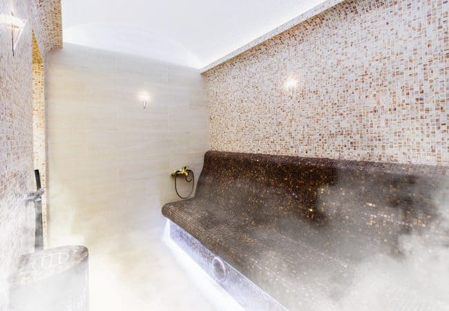 Steam Room Benefits and Risks