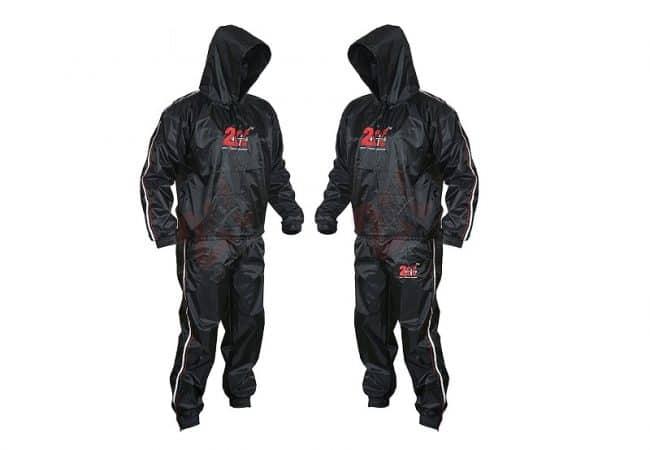 2Fit Heavy Duty Sweat Suit Review