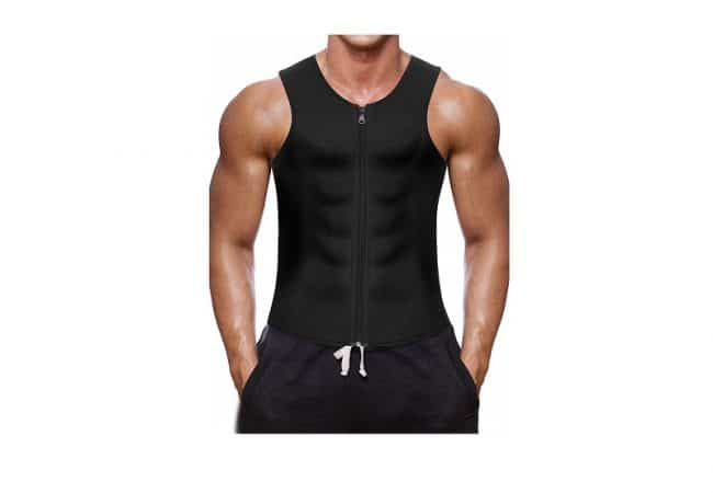 Wonderience Men's Waist Trainer Vest Review
