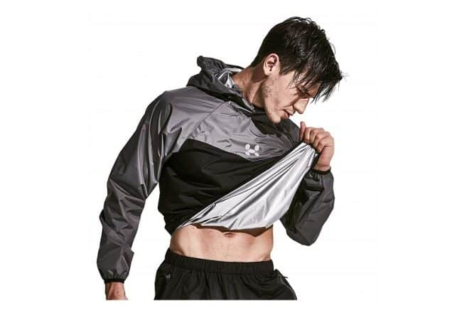 HOTSUIT Men's Weight Loss Workout Sweat Suit Review