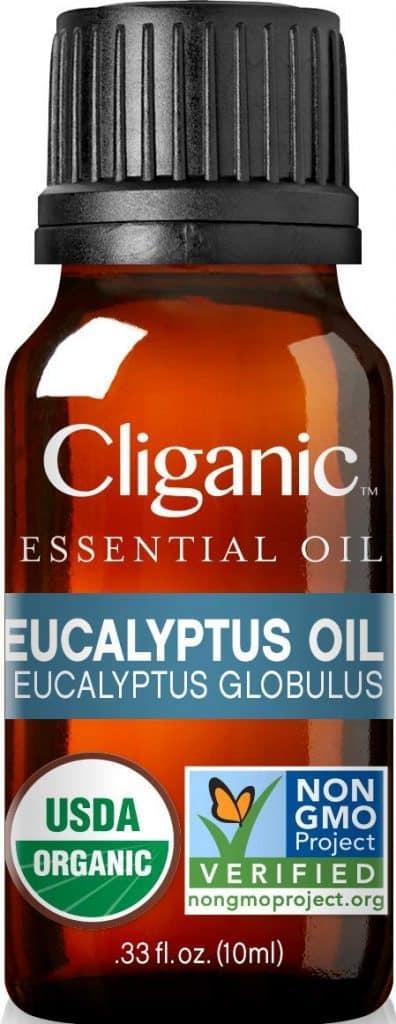 Cliganic eucalyptus