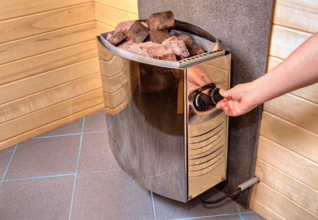 The Best Sauna Heaters – Top Models for 2020 and Buyer's Guide
