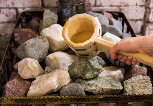 A Complete Guide To Sauna Rocks