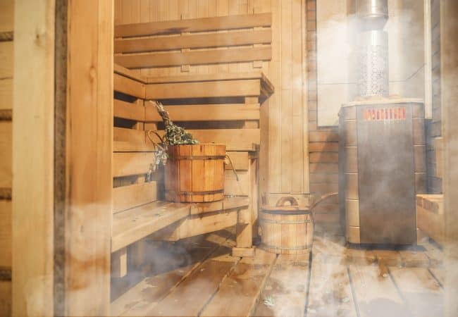 How To Clean Your Sauna From Top To Bottom