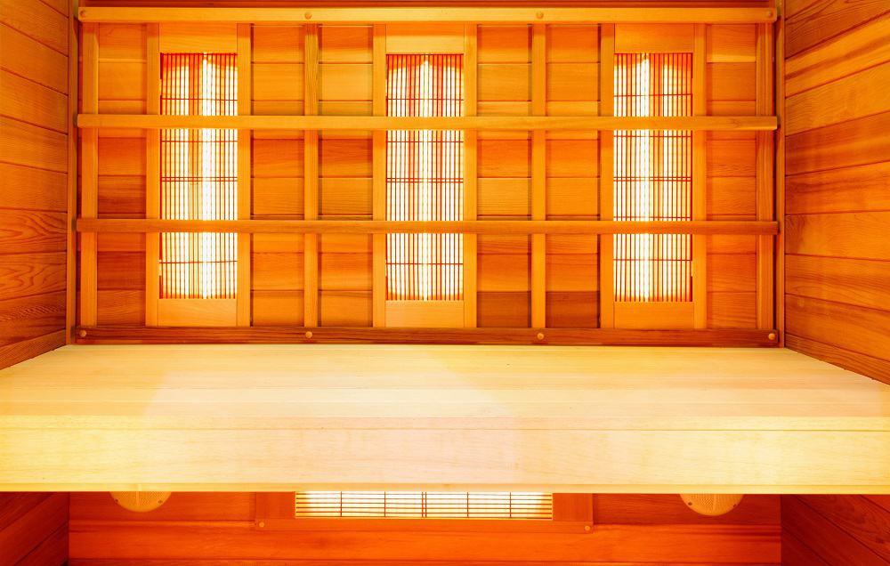 Interior of empty classic